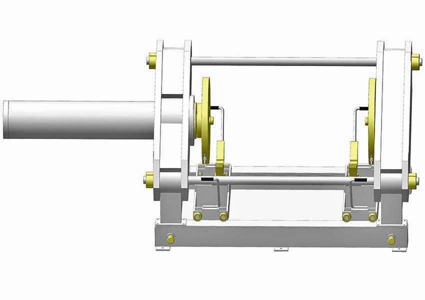 Механизм вакуумной камеры