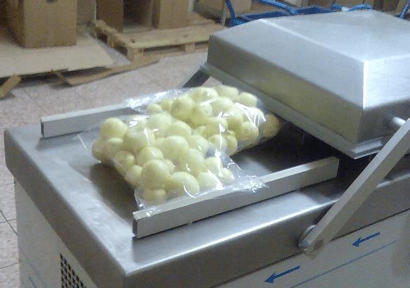 Вакуумная упаковка
