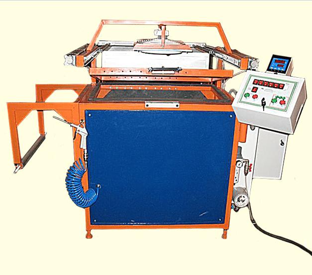 Вакуум формовочное оборудование