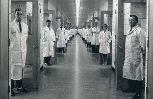 История создания молекулярных насосов